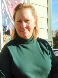 Team member Jeri